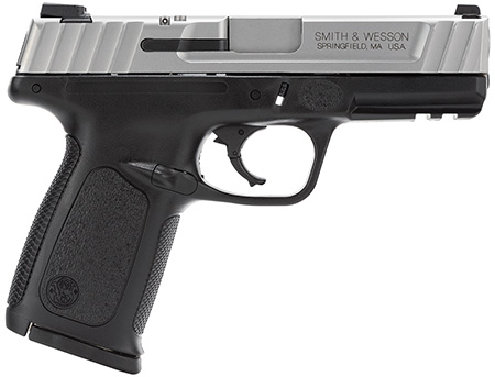 "S&W SD40VE 40SW 14RD 4"" DT FS 2MAGS - for sale"