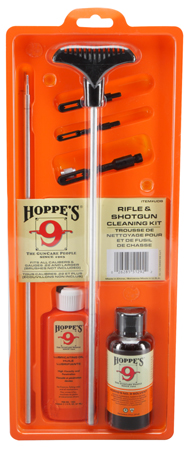 hoppe's - Rifle/Shotgun - RIFLE/SHOTGUN UNIVERSAL CLEANING KIT CLM for sale