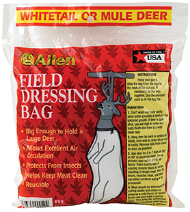 allen company - Deluxe Carcass Bag - DEER CARCASS BAG DELUXE GRADE for sale