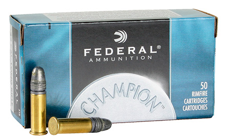 FED AMMO 22LR LIGHTING SOLID 1240FPS. 40GR. 50PK - for sale