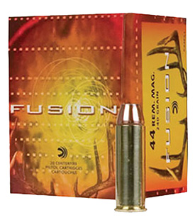 Federal - Fusion - 44 Rem Mag for sale