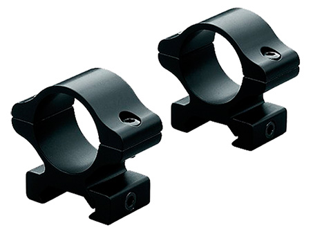 leupold & stevens - Rifleman Rings - RIFLEMAN MED SIL 1IN RINGS for sale