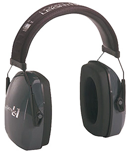 howard leight - Leightning - LEIGHTNING L1 BLK SLMLINE EARMUFF NRR 25 for sale