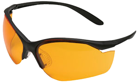 H/L VAPOR II BLK FR/ORANGE LENS - for sale