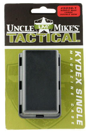 uncle mike's - Kydex - KYDEX DBL COL 1MAG CASE for sale