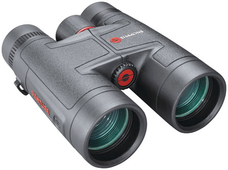 SIMMONS BINOCULARS VENTURE 8X42 ROOF SOFT CASE BLACK - for sale