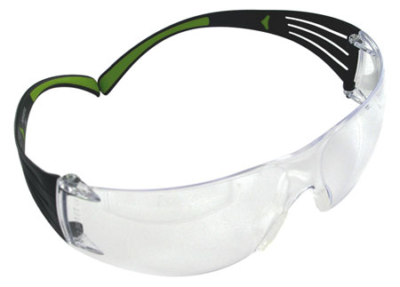 PELTOR SECUREFIT 400 EYE PROT CLEAR - for sale