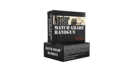 Nosler - Match Grade - 9mm Luger for sale