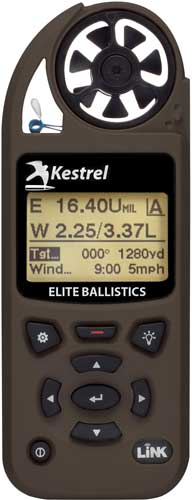 KESTREL ELITE W/BALLISTICS LINK FDE - for sale