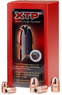 Hornady - XTP - 38 Caliber - BULLET 38 CAL 357 110 GR HP/XTP 100/BX for sale