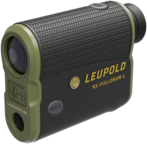 LEUPOLD RANGEFINDER RX FULLDRAW-4 W/DNA GREEN OLED - for sale