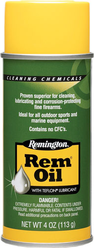 Remington - Rem Oil - REM OIL 4 OZ AERO CAN for sale