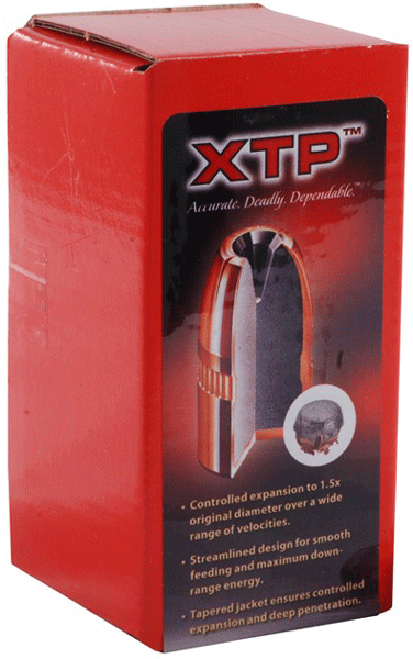 Hornady - XTP - 38 Caliber - BULLET 38 CAL 357 158 GR HP/XTP 100/BX for sale