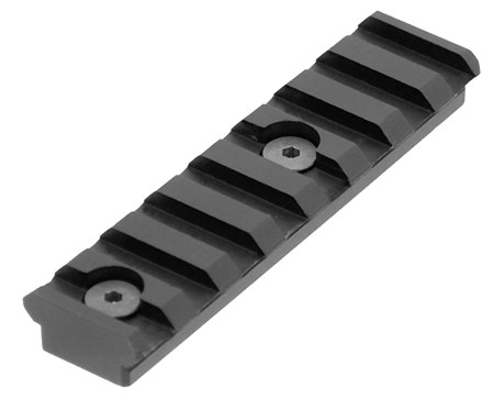 "UTG PRO 3.14"" 8 SLOT KEYMOD PIC RAIL - for sale"