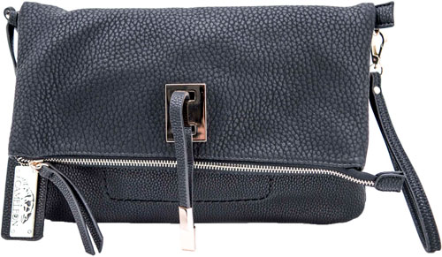 CAMELEON AYA CONCEAL CARRY PURSE CLUTCH/CROSSBODY BLACK - for sale