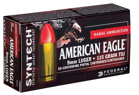 FED AMMO AE .40SW 165GR. TOTAL SYNTHETIC JACKETS 50-PK - for sale