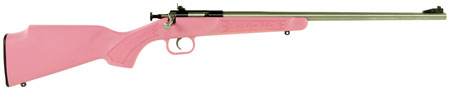 KSA CRICKETT G2 22LR PINK SYN ST BBL - for sale