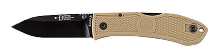 "KBAR DOZIER FLDG HUNTER 4.25"" COYOTE - for sale"