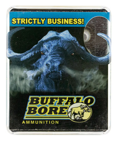 BUFFALO BORE AMMO .32S&W LONG 115GR. LEAD FLAT NOSE 20-PACK - for sale