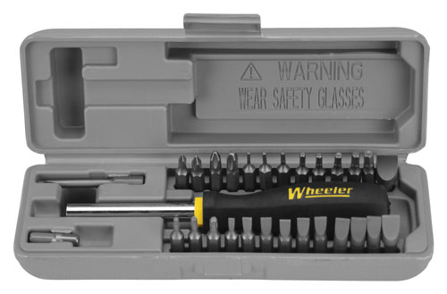 wheeler - Space-Saver - SPACE-SAVER SCREWDRIVER SET for sale