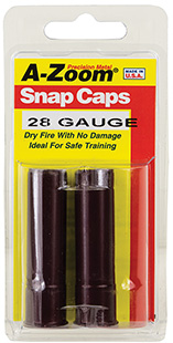 AZOOM SNAP CAPS 28GA 2/PK - for sale