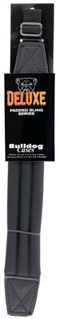 BULLDOG BLK DELUXE RIFLE SLING - for sale