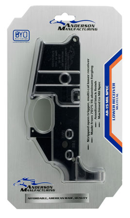 Pkg.  Multi Cal Stripped Lower - for sale
