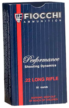 Fiocchi - Shooting Dynamics - .22LR for sale