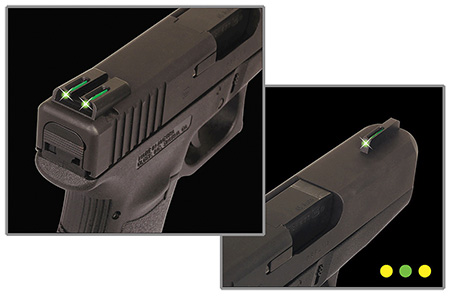 truglo - Brite-Site - TFO S&W M&P SET GRN YLW for sale