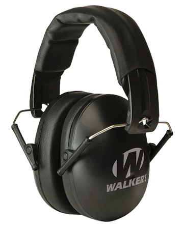 walker's game ear - Youth & Women - FOLDING MUFF YTH/WMN BLK for sale