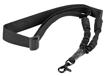 NCSTAR SGL POINT BUNGEE SLING BLK - for sale