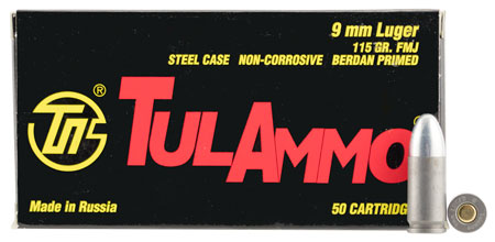 TulAmmo - Handgun - 9mm Luger for sale