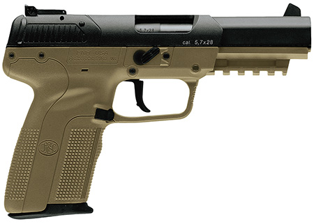 FN FIVE SEVEN 5.7X28MM 10RD AS FDE - for sale