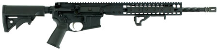 "LWRC DI 556NATO 16"" CA COMP BLK - for sale"