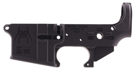 SPIKE'S STRIPPED LOWER (SPIDER) - for sale