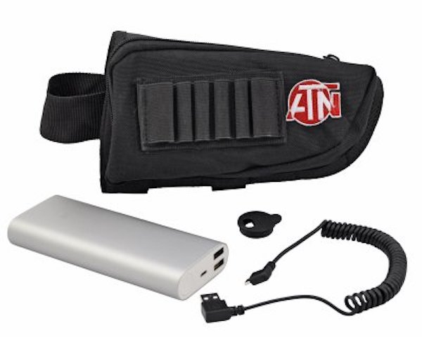 ATN BATTERY PACK EXTENDED LIFE BUTT STOCK CASE - for sale