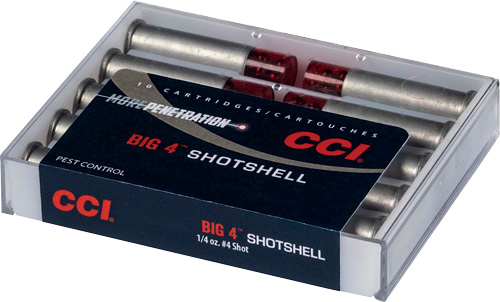 cci ammunition - Big 4 - .44 S&W Special - CCI 44 SPL/MAG SHOTSHELL 10RD/BX for sale