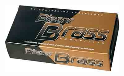 BLAZER BRASS 9MM 115 FMJ 50/1000 - for sale
