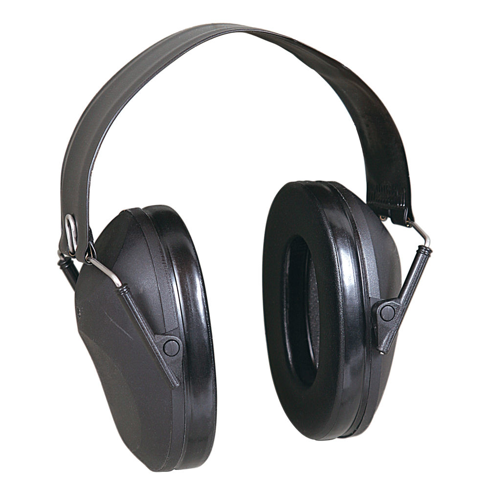 allen company - Reaction Lo-Profile - FOLDING MUFFS LOW PROFILE NRR26 BLK for sale