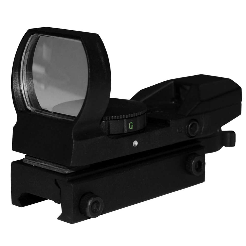 American Tactical Imports - ATIDUOSIGHT - ATI TAC ELCTRO DOT SIGHT RED/GRN 4 RET for sale