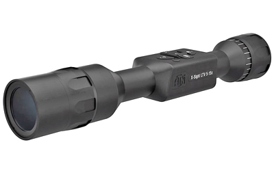 ATN X-SIGHT LTV 5-15X DIGITAL DAY/NIGHT RIFLE SCOPE - for sale