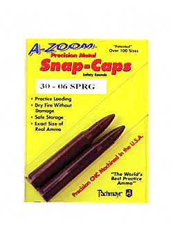 AZOOM SNAP CAPS 30-06SPG 2/PK - for sale