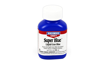 birchwood casey - Super Blue - R2 SUPER BLUE LIQUID GUN BLUE 3OZ BOTTLE for sale