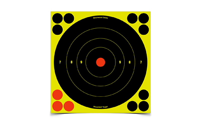 birchwood casey - Shoot-N-C - TQ430 SHT-N-C 8IN RND TGT 30PK for sale