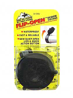 butler creek - Flip-Open - FLIP-OPEN SCOPE COVER 33 OBJ for sale
