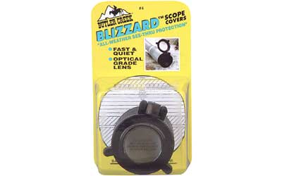BUTLER CREEK BLIZZARD CLEAR SCOPE COVER #4 - for sale