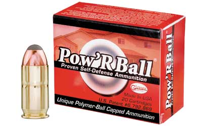 GLASER AMMO .45ACP 165GR. POW'RBALL 20-PACK - for sale