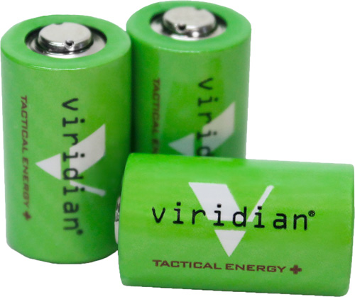 Viridian CR2 Lithium Battery 3 Pack - for sale