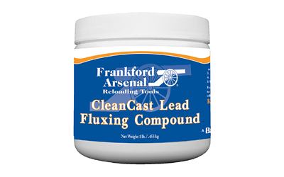 FRANKFORD CLEANCAST LEAD FLUX - for sale