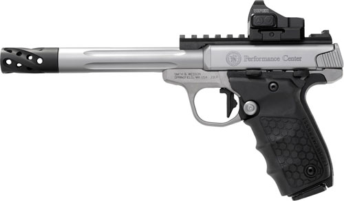 S&W VICTORY PC 22LR FLUTED VORTEX - for sale